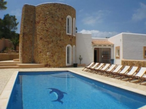 Villa located in Cala Bassa area with amazing view to la Bahia of San Antonio